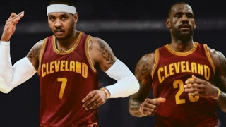 Reports: Cavaliers Interested in Carmelo Anthony But Won't Give Up Kevin Love