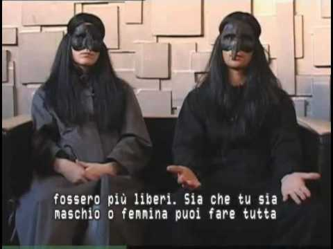 Interview with the Knife for MTV Italia (2006) PART 2/2