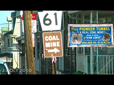Pioneer Coal Mine Tour - Ashland, PA - 23 Oct 2010
