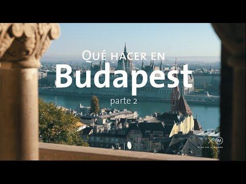 Budapest 2 4k | Alan por el mundo
