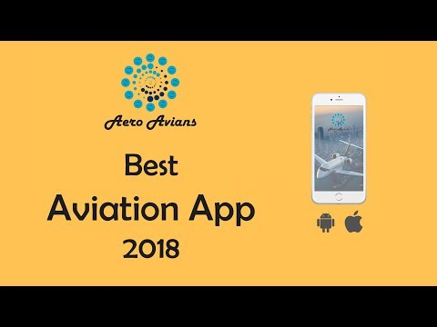 Best Aviation Android App 2018 | Aero Avians