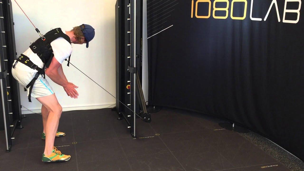 Isokinetic exercise | rotational strength training | 1080 Quantum