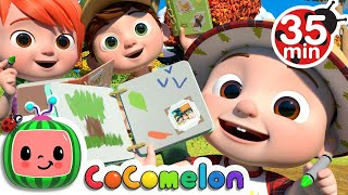Nature Walk + More Nursery Rhymes & Kids Songs - CoComelon