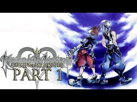 Kingdom Hearts 1.5 HD ReMIX: Re:Chain of Memories - Let's Play - Part 1 German 720p