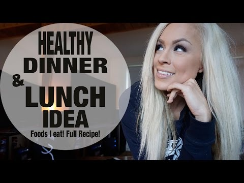 Healthy Meals & Recipes | Foods I EAT!