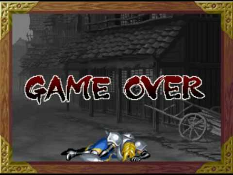 Game Over: Samurai Shodown 5 - YouTube