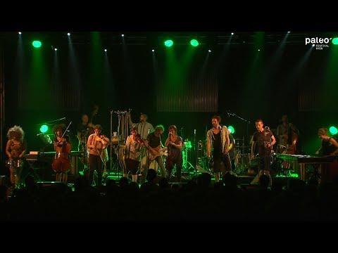 Orchestre Tout Puissant Marcel Duchamp XXL, Paléo Festival Nyon 2017