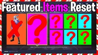 🔴 *NEW* FORTNITE ITEM SHOP RESET LIVE DECEMBER 21ST CHRISTMAS SKINS CHANGE LIVE COUNTDOWN