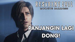 SERIAL YANG SEHARUSNYA JADI FILM AJA! | Review Resident Evil: Infinite Darkness