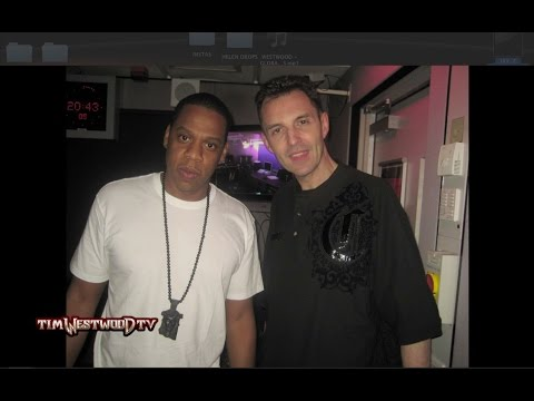 Westwood – Jay-Z crazy unreleased freestyle! Throwback 1999