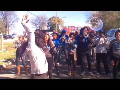 Grainger High School Band 11/14/15 Get Up