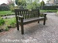 Bespoke Furniture Commissions: Memorial Benches