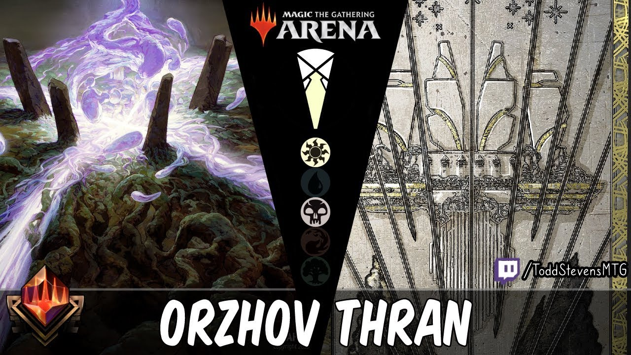 Orzhov Thran Blowing Up All The Opponent S Lands Youtube This is not a list you should copy and paste into your commander deck. youtube