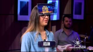 Saba ile Oyuna Geldik - Alın Yazısı Oyunu (1.Sezon 16.Bölüm)