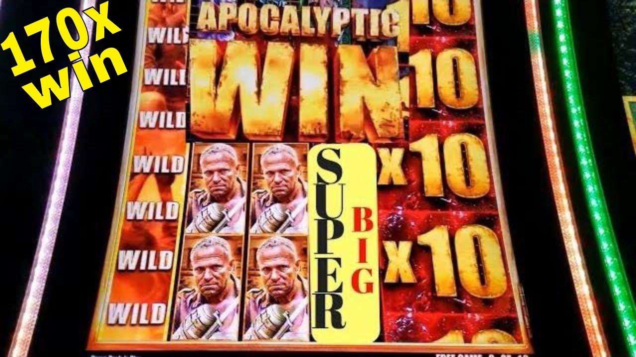 Super Big Win The Walking Dead 2 Slot Machine Bonus Huge Win Lucky Honeycomb Slot Bonus Won