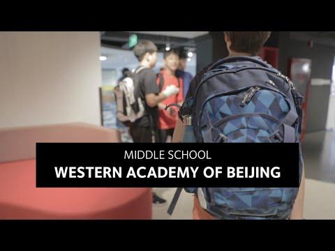 Western Academy of Beijing – Middle School