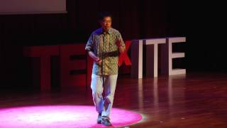 Globalisation - A Tough Master! | Dr Tan Lai Yong | TEDxITE