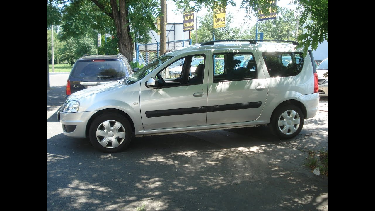 Dacia 7 Személyes: Dacia Logan MCV