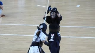 2018 세계검도선수권대회(17th wkc) women's team final KOREA(한국) VS JAPAN(일본)