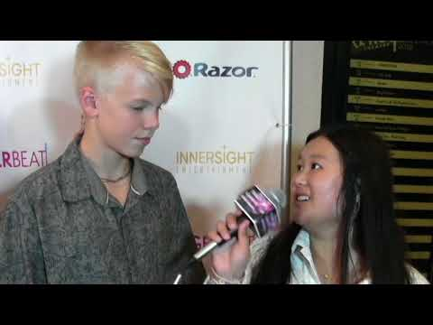 Carson Lueders Interview - Sage Alexander Launch Party