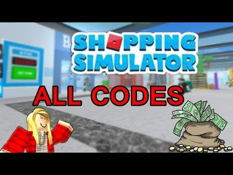 Shopping Simulator - All Codes