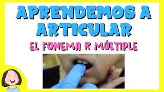 Aprende a pronunciar el fonema erre vibrante_Articulación_Dislalias