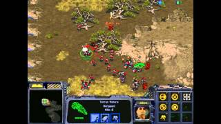 Starcraft 1: Insurrection - Terran 01 - Lost Souls
