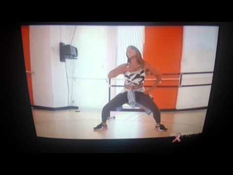 Golden Brooks dancing