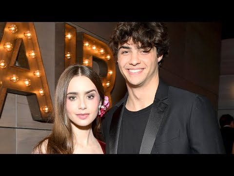 Noah Centineo DATING Lily Collins?