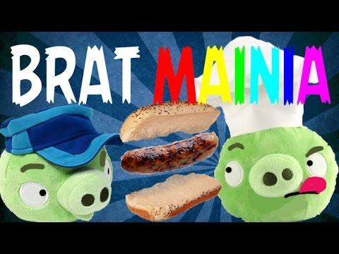 Chef Pig: Bratwurst Mania