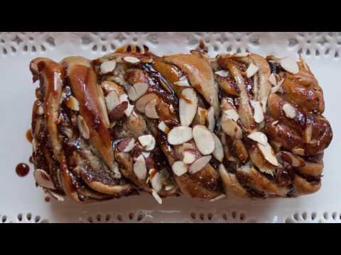 How to Make a Fig and Date Filled Babka for Tu Bishvat