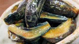 小茄子のからし醤油漬け|こっタソの自由気ままに【Kottaso Recipe】さんのレシピ書き起こし