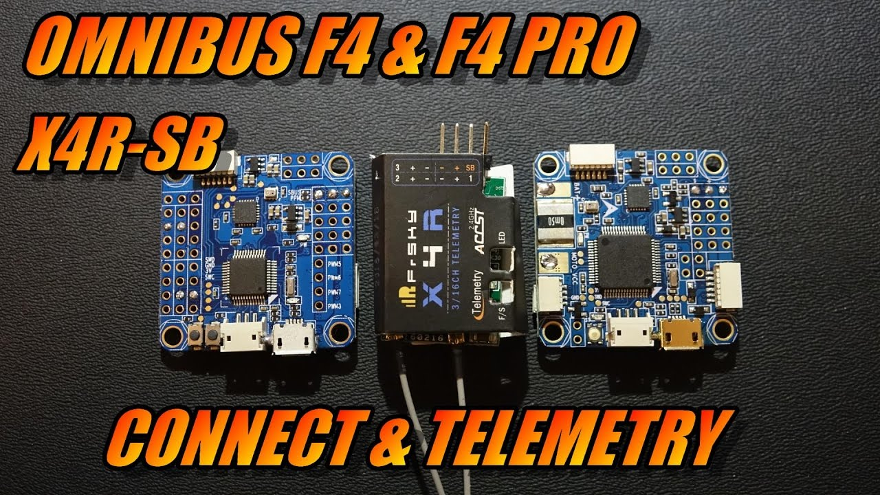 maxresdefault omnibus f4 f4 pro & x4r sb connect & telemetry youtube  at bakdesigns.co