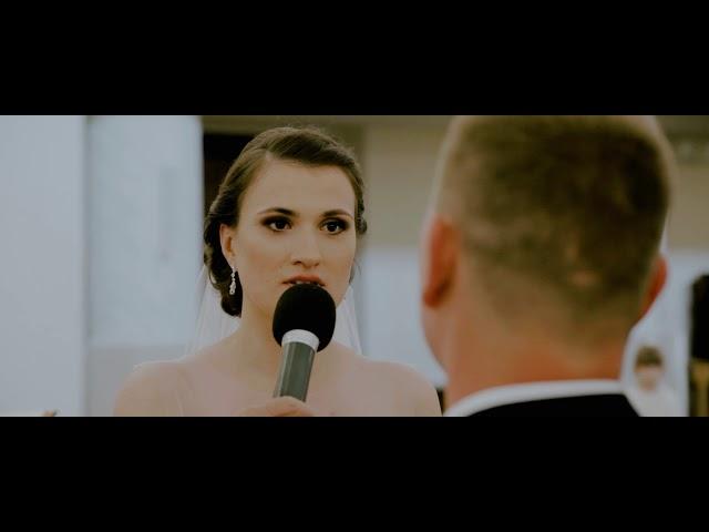 Agnieszka & Jarek | dynamiczny teledysk ślubny