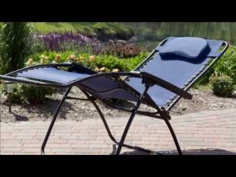 Review - Caravan Sports Infinity Zero Gravity Chair
