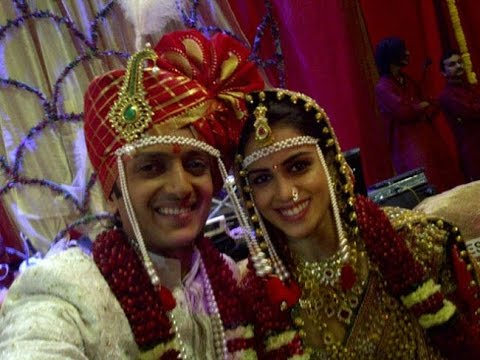 Genelia Marriage Photos