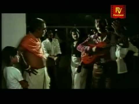 The most important scene of the historical film Sankarabharanam.dat