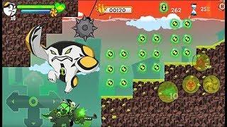 Ben 10 Fuerza Alienigena - Ben Canonbolt - Juegos Para Niños Pequeños