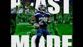 Marshawn Lynch Highlights (Seattle Seahawks) (The Beast) (Beast Mode)