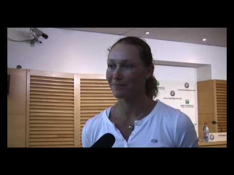 Sam Stosur reaches the final at Roland Garros