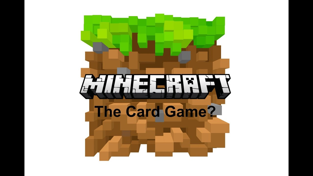 Card For Minecraft Pc Game : Minecraft the card game quick how to play youtube