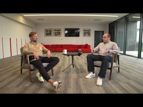 'Our values are mutually supportive': Jürgen Klopp meets Kop Outs