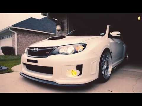 Built to Beat - Ride Along With Adrian's STI