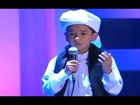 MasyaAllah Merdunya Qasidah Ya Badrotim Oleh Adik Mustakim & Marjan - قصيدة يَا بَدْرَ تِمٍّ