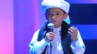 Download MasyaAllah Merdunya Qasidah Ya Badrotim Oleh Adik Mustakim & Marjan - قصيدة يَا بَدْرَ تِمٍّ