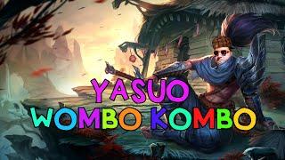 YASUO WOMBO KOMBO! TROLL TAYFA :D