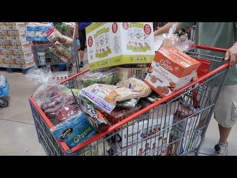 Vlog: *July 14, 2017* ~Follow Us Around in Costco!~
