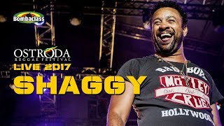 Shaggy live Ostróda Reggae Festival, Poland, 2017