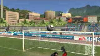 2010 FIFA World Cup Game - DR Congo Goal in qualifiers