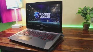 BEST Gaming Laptop ASUS ROG G752VS Unboxing